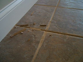Grout Repairs and Silicone Replacement