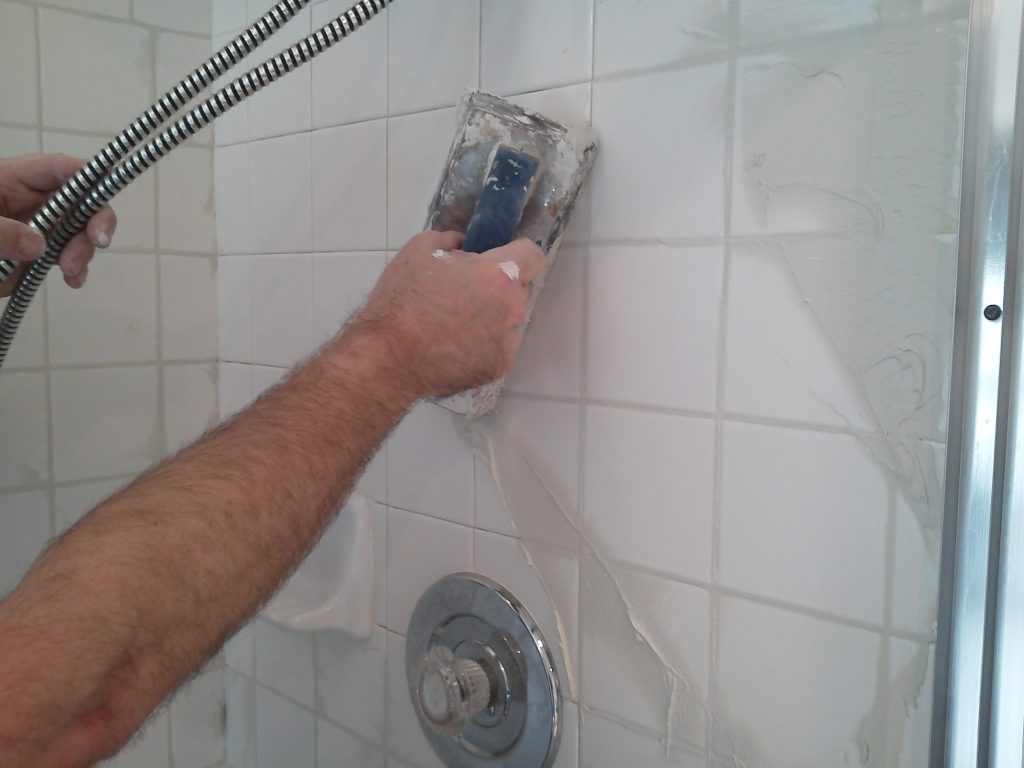 benefits of regrouting a shower
