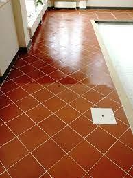 sealed tiles